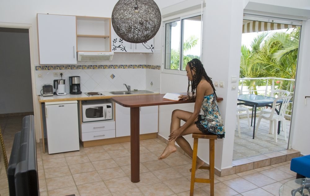 Suite appartement kitchenette