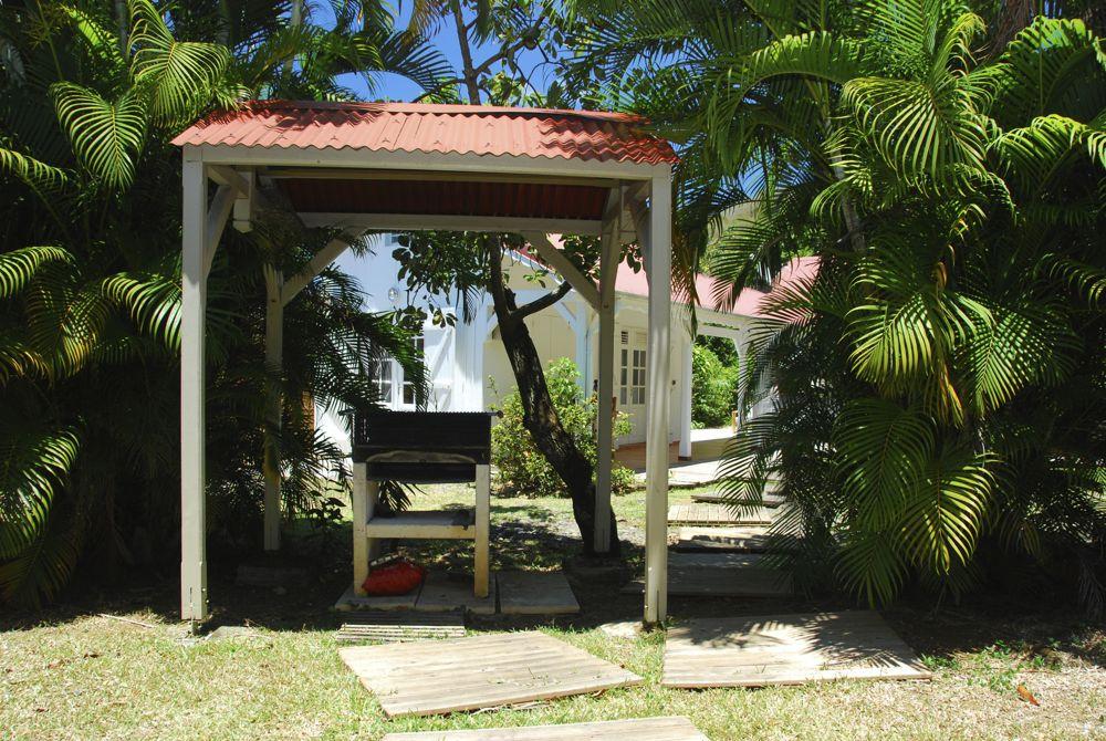Barbecue Villa Ziotte