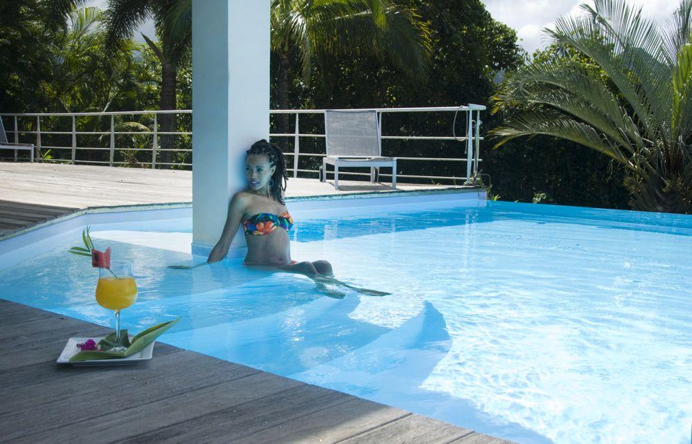 Terrrasse piscine