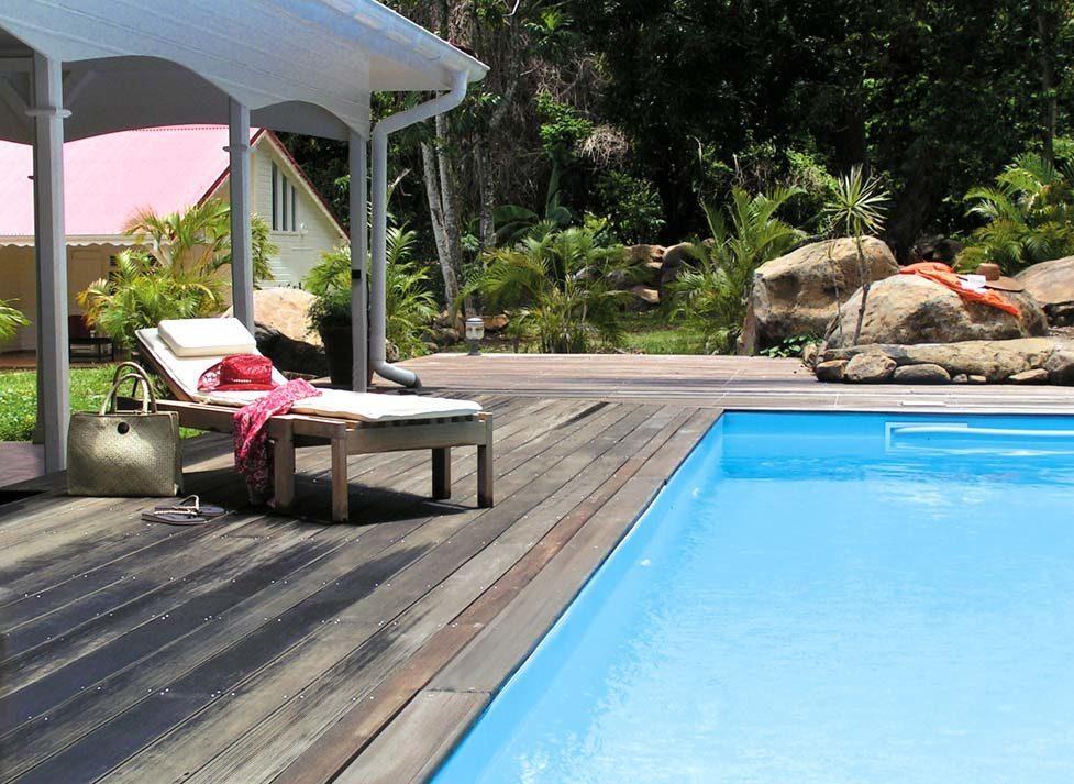 piscine Villa Ziotte