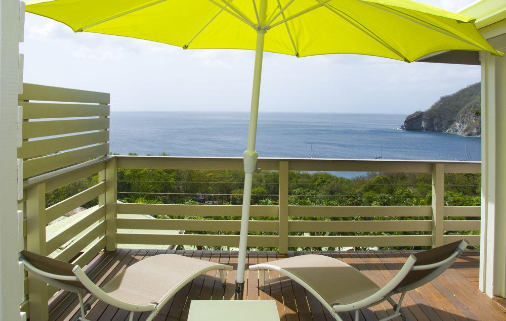 Suite Donjon3 terrasse