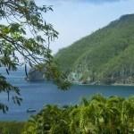Vue sur baie Deshaies1