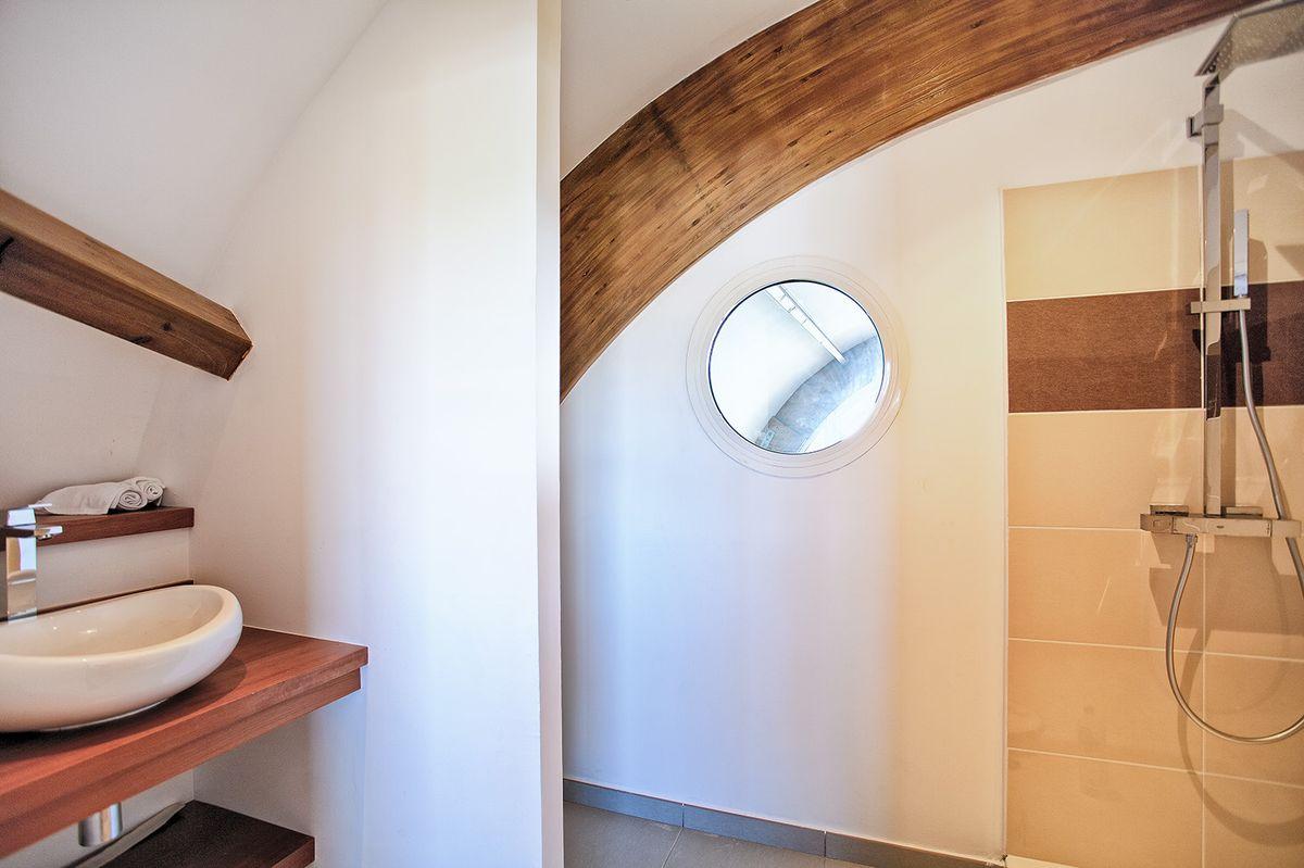 Blu Loft SDB suite etage