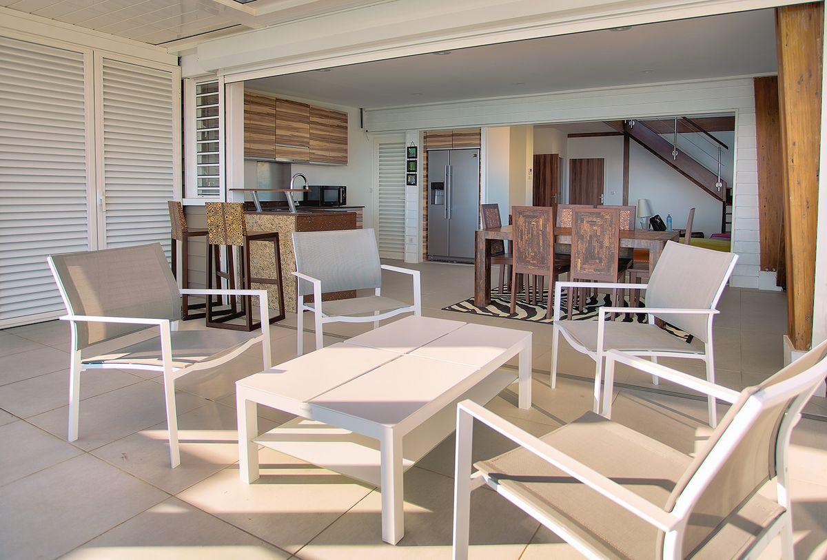 Blu Loft terrasse 2