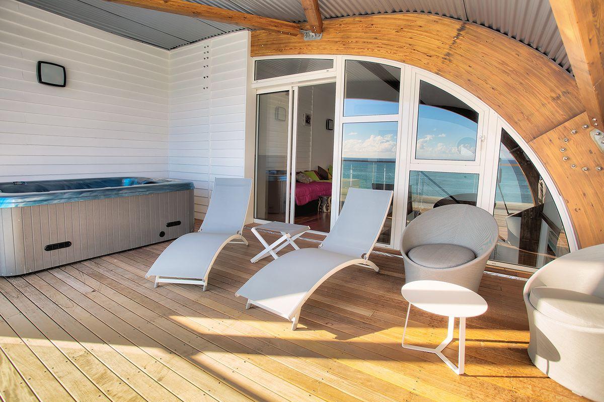 Blu Loft terrasse mezzanine 2
