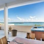 Sweet Wave terrasse 2